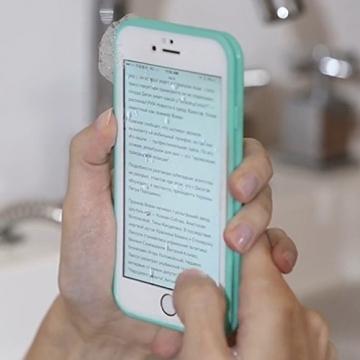 Arbalest® Apple iPhone 6 Plus 6S Plus Wasserdichte Handyhülle Tasche,Ultra Leicht Dünn Völlig Geschlossene Waterproof Staubdicht Schneedicht Stoßfest Shockproof Case Hülle Schutzhülle für iphone 6/6S Plus (passt nicht für iphone 6 4.7