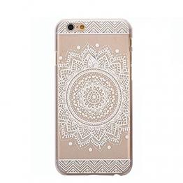 für iPhone 6S [4.7 zoll],Tonsee Ausgegebene Millionen ethnischen Stammes zurück Cover Gehäuse - 1