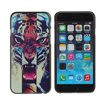 "IFEDA Schutzhülle für Apple iPhone 6 Plus 5.5"" Hülle Tasche Schutzhülle Case Cover Bumper und Anti-Scratch Hart TPU Case Back Cover Etui Rückseite Tasche Handyhülle - 1"