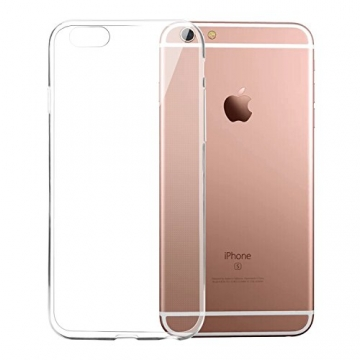 iPhone 6S Hülle, Bestwe iPhone 6S 4.7 Hülle Tasche TPU Case - Protector Schutzhülle (iPhone 6S 4.7, Transparent) - 1