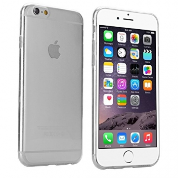iPhone 6S Hülle, Bestwe iPhone 6S 4.7 Hülle Tasche TPU Case - Protector Schutzhülle (iPhone 6S 4.7, Transparent) - 2