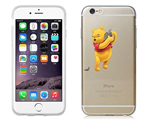 licasou00ae iPhone 6 6S 4,7u0026quot; TPU Winnie Puuh Hu00fclle Disney Case ...
