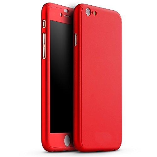 ... Tasche Hard Cover Back Case - von OKCS in Rot - Handytasche.net