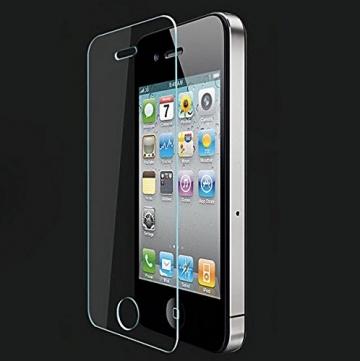 Premium Panzerglas 9H Pro - iPhone 6 6S Plus (5,5 Zoll) - Schutzfolie Hartglas Panzerglasfolie Handy Displayschutz Glasfolie Schutzglas Hartglasfolie Displayschutzfolie Smartphone - 2