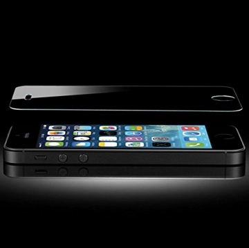 Premium Panzerglas 9H Pro - iPhone 6 6S Plus (5,5 Zoll) - Schutzfolie Hartglas Panzerglasfolie Handy Displayschutz Glasfolie Schutzglas Hartglasfolie Displayschutzfolie Smartphone - 4