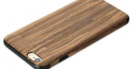 """ROCK """"Origin"""" iPhone 6/6S Plus Holzhülle Tasche Schutzhülle aus echtem Holz / rosewood - 2"""