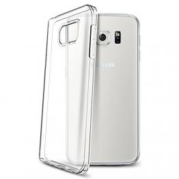 Spigen Schutzhülle für Galaxy Note 5 Hülle Liquid Crystal - Ultra dünn - Bumper-Style - Premium-TPU - Semi-transparent / sehr leicht / perfekte Passform / Soft-Case für Galaxy Note 5 - Liquid Crystal [Liquid Crystal - SGP11708] - 1