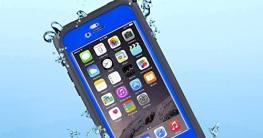 iPhone 6S Wasserdichte Hülle, iThroughTM iPhone 6 Wasserdichte Hülle, Staubdicht, Schneedicht, Stoßdichte, Hochleistung-Ganzkörper-Schutzhülle, harte Stoßstange-Decke für iPhone 6S, iPhone 6 - 1