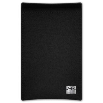 simon pike lg v10 filztasche boston in schwarz 1. Black Bedroom Furniture Sets. Home Design Ideas
