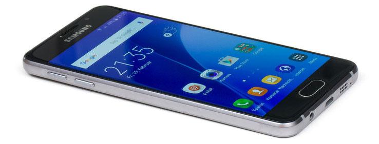 Samsung Galaxy A3 - Schwarz