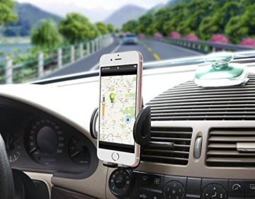 Avolare® Handyhalterung Halter Auto Lüftung Lüftungsschlitz Belüftung Universale Autohalterung Phone Halter [einzigartiges Design, Hohe Qualität ] für iPhone,Samusung,Huawei,LG und mehr -