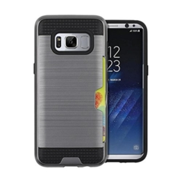 "Bluestercool Harte Hybride Rüstung Robuste Gummi Schutzhülle für Samsung Galaxy S8/S8 Plus (6.2""(Plus), E1) -"