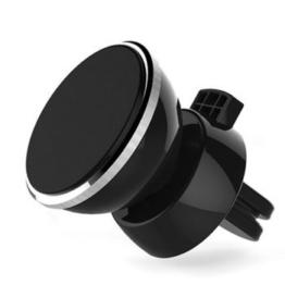 HubLines Smartphonehalterung für Lüftungsauslässe mit Magnet - Armaturenbrett Handy Smartphone Auto Kfz PKW Befestigung Halterung Carholder -