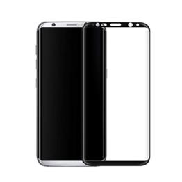 InShang Samsung Galaxy S8 edge Displayschutzfolie gehärtetem Glas super schlagfest hochtransparent Displayschutzfolie von hoher Empfindlichkeit,3D curve 100% fit Tempered Glass Screen protector cover -