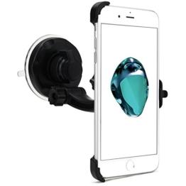 iPhone 7 Plus Autohalterung, Repou Auto KFZ Halterung iPhone 7 Plus (5,5 Zoll) Handyhalterung -