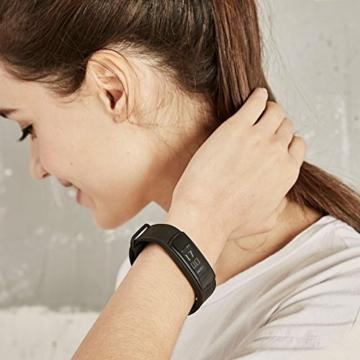 LINTELEK Fitness-armband Fitness Tracker IP67 wasserdichte Bluetooth 4.0 Fitnessarmband, Smart-Activity-Band Health Schlaf-Monitor Pedometer Kalorie / Schrittzähler für Android und IOS -