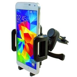NAVITEC 360° UNIVERSAL LÜFTUNGS-HALTER KFZ AUTO-HALTERUNG drehbar Phone-MOUNT für SAMSUNG GALAXY S3 S4 S5 S6 S7 MINI EDGE ACTIVE NEO NOTE 1 2 3 4 5 A3 A5 A7 A8 A9 / HUAWEI ASCEND P6 P7 P8 MATE LITE MAX Y300 Y330 Y530 G510 / HTC ONE M7 M8 M9 S M DESIRE 510 628-G 820 GOOGLE NEXUS 4X HONOR-6 PLUS 4G LTE ANDROID Y625 G650 Play Mini 8GB 16GB WIFI GPS LG G2 G3 G4 MINI OPTIMUS IPHONE 7 7S 7-Plus 6 S 6s 6S-PLUS 5 5S 5G 4 4G 4S MOTOROLA XT1562 MOTO X PLAY Sony Xperia Z5 Z3 Z3+ Z2 Z1 Z Plus Premium -