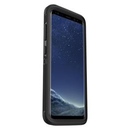 OtterBox Defender sturzsichere Schutzhülle für Samsung Galaxy S8+ black, schwarz -