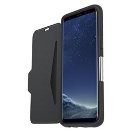 """OtterBox Strada sturzsichere Schutzhülle für Samsung Galaxy S8 """"ONYX"""" black, schwarz -"""