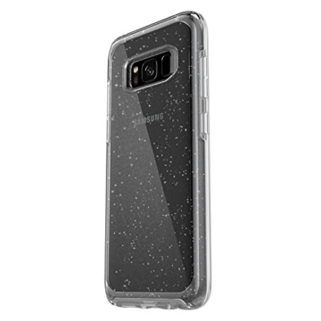 question: otterbox symmetry clear samsung galaxy s8 case stardust and choose