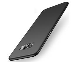 "Samsung Galaxy S8 (5.8"") Hülle,EIISION Mode-Design sehr dünn anti-dropping PC Handy Hülle (schwarz) -"