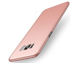 "Samsung Galaxy S8 (5.8"") Hülle,EIISION Mode-Design sehr dünn anti-dropping PC Handy Hülle (Rose Gold) -"