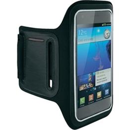 Sportarmband Neopren Fitness Armband für das Samsung Galaxy S8 Plus Wasserfestes Sport-Armband mit Schlüsselhalter -