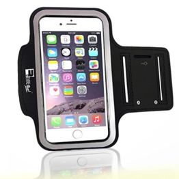 Sportarmband Running Armband für iPhone 7 / Samsung S7 Mit Fingerprind-Identifizierung. Telefon Workout & Joggen Handyhalter Case. (Kleine 20cm - 40cm Mittel Arme) -