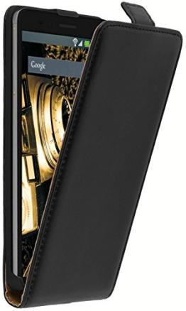 tomaxx Flip Schutzhülle LG G6 Case Tasche mit Magnetverschluss -