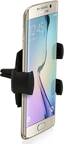 Wicked Chili Pro Mount AIR - KFZ Lüfter Halterung für Samsung S8 / S8+ / S7 / S7 Edge / S6 Edge / S6 / S5 / A3 / A5 / Note Edge / J5 Handy (Drehgelenk, Case kompatibel, Made in Germany) -