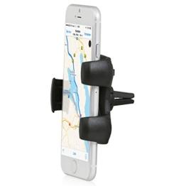 Wicked Chili Pro Mount AIR - KFZ Lüftungshalterung für Apple iPhone 7 / 7 Plus / 6S / 6S Plus / 6 / 6 Plus / SE / 5S / 5 / 4S / 4 Handy & Smartphone (Case kompatibel, Made in Germany) -