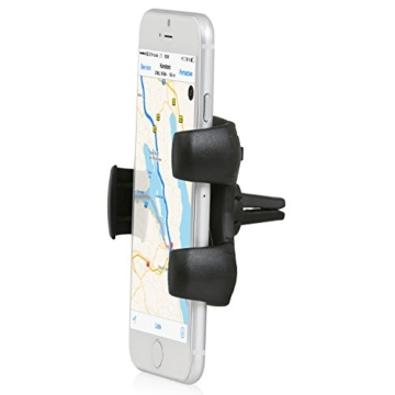 Wicked Chili Pro Mount AIR - KFZ Lüftungshalterung für Apple iPhone 7 / 7 Plus / 6S / 6S Plus / 6 / 6 Plus / SE / 5S / 5 / 4S / 4 Handy & Smartphone (Case kompatibel, Made in Germany) -