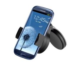 yayago KFZ - Autohalterung Universal - stabil - praktisch - zuverlässig - kompakt - für Samsung Galaxy S8+ / S8 Plus -